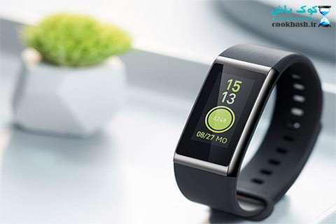 خرید ساعت هوشمند Amazfit Cor شیائومی