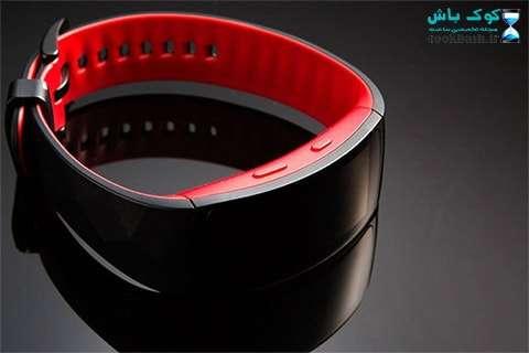 مچ بند هوشمند Gear Fit 2 Pro Red