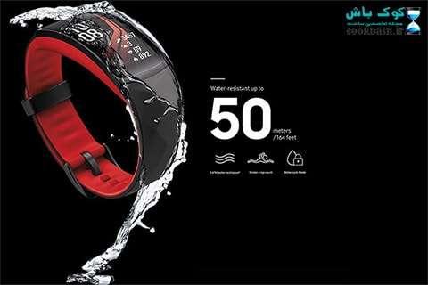 خرید مچ بند هوشمند Gear Fit 2 Pro Red