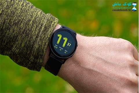 خرید ساعت هوشمند Galaxy Watch Active2 40mm Leatherband Smart