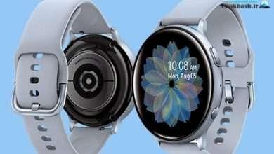 خرید ساعت هوشمند سامسونگ Galaxy Watch Active2 44mm