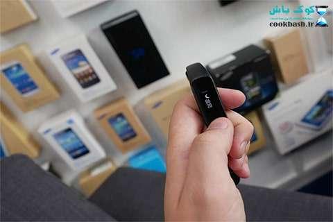 خرید مچ بند هوشمند سامسونگ مدل Galaxy Fit E