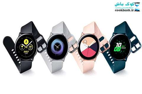خرید ساعت هوشمند سامسونگ مدل Galaxy Watch Active