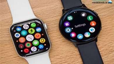 ساعت هوشمند با قابلیت نصب برنامه