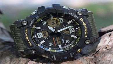 ساعت جی شاک GSG-100-1A3DR