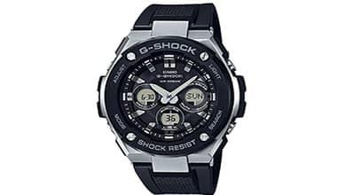 ساعت جی شاک کد GST-S300-1A