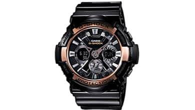 ساعت جی شاک کد GA-200RG-1A