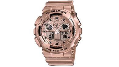 ساعت جی شاک کد GA-100GD-9A