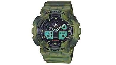 ساعت جی شاک GA-100MM-3ADR