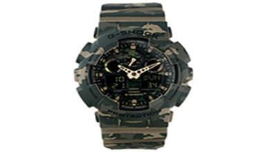 ساعت جی شاک کد GA-100CM-5A