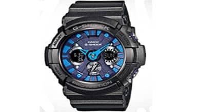 ساعت جی شاک کد GA-200SH-2A