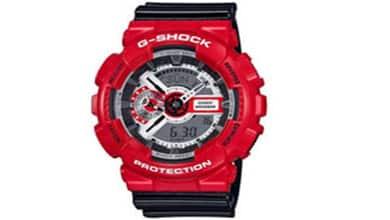 ساعت جی شاک کد GA-110RD-4A
