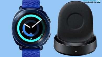 خرید ساعت هوشمند سامسونگ Gear Sport SM-R600NZB