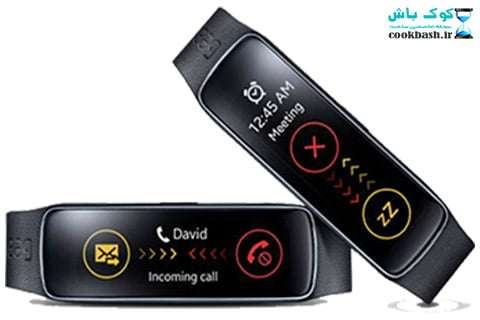 خرید مچ بند هوشمند سامسونگ Gear Fi