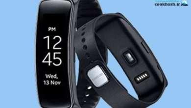 خرید مچ بند هوشمند Gear Fit SmartBand