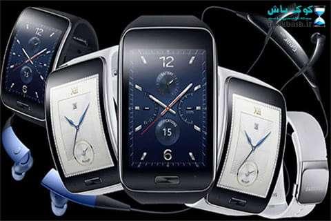 ساعت هوشمند Gear S SM-R750