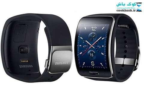 خرید ساعت هوشمند Gear S SM-R750