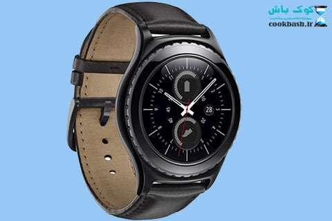 خرید ساعت هوشمند Gear S2 Classic SM-R732 Black