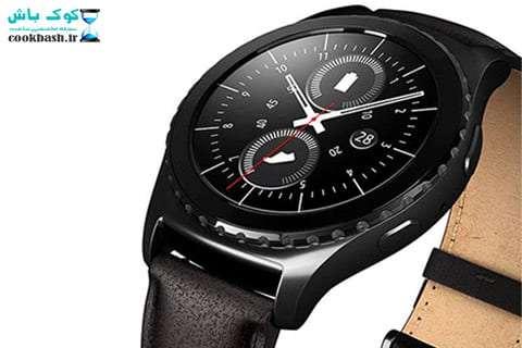 ساعت هوشمند Gear S2 Classic SM-R732 Black