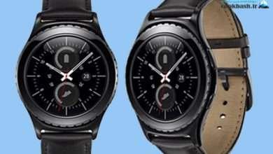 خرید ساعت هوشمند سامسونگ Gear S2 Classic SM-R732 Black