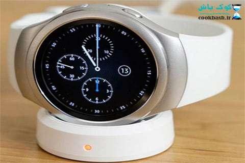 خرید ساعت هوشمند سامسونگ Gear S2 SM-R720 Silver