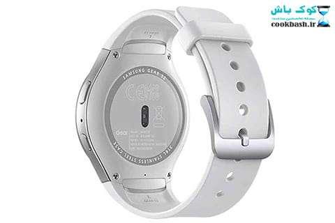 ساعت هوشمند Gear S2 SM-R720 Silver