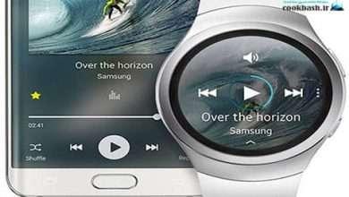 خرید ساعت هوشمند مدل Gear S2 SM-R720 Silver