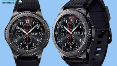 خرید ساعت هوشمند سامسونگ Gear S3 Frontier SM-R760