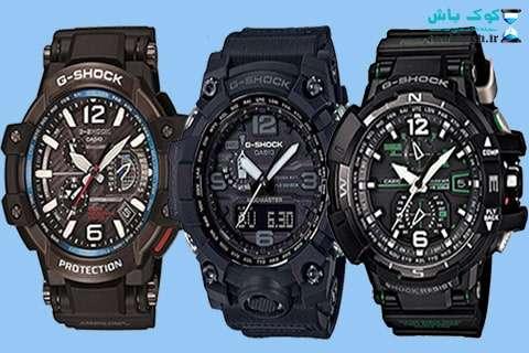 قیمت خرید گرانترین ساعت جی شاک