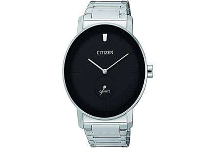 16- خرید ساعت عقربه ای مردانه سیتیزن کد BE9180-52E