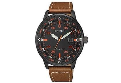 33- خرید ساعت عقربه ای مردانه سیتیزن مدل BM7395-11E