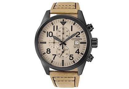 8- خرید ساعت عقربه ای مردانه سیتیزن مدل AN3625-07X