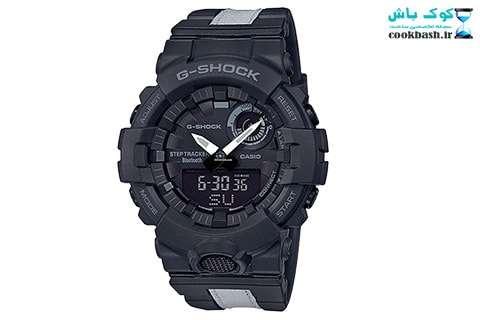ساعت کاسیو مدل GBA-800LU-1ADR