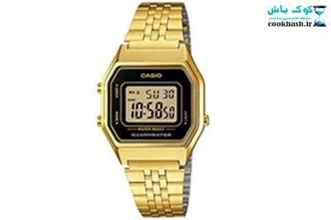 ساعت کاسیو مدل LA680WGA-1DF