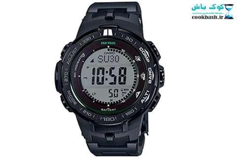 ساعت مردانه کاسیو مدل PRW-3100FC-1DR