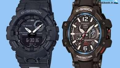 خرید بهترین مدل ساعت مردانه کاسیو