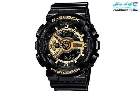 ساعت کاسیو جی شاک GA-110GB-1ADR