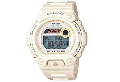 18- ساعت مچی دیجیتالی زنانه کاسیو Baby-G BLX-102-7DR