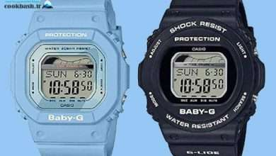 خرید ساعت مچی دیجیتالی کاسیو زنانه
