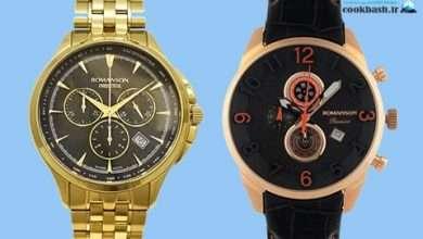 راهنمای خرید ساعت رومانسون مردانه