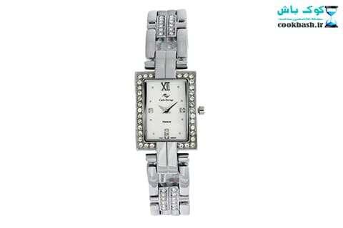 17-خرید ساعت عقربه ای زنانه کارلو پروجی مدل SL2026-1