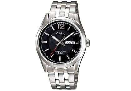 1- خرید ساعت مچی عقربه ای زنانه کاسیو مدل LTP-1335D-1AVDF