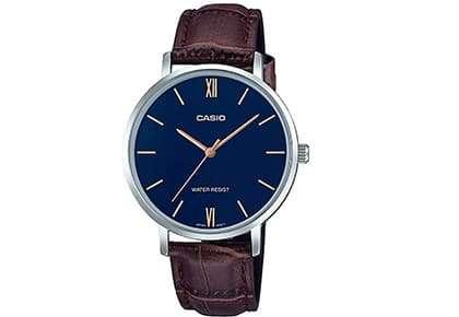 12- خرید ساعت مچی عقربه ای زنانه کاسیو مدل LTP-VT01L-2BUDF