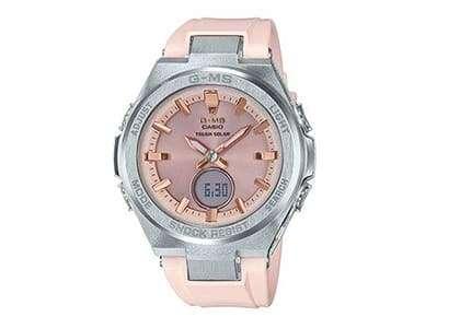 17- خرید ساعت مچی عقربه ای زنانه کاسیو کد MSG-S200-4A