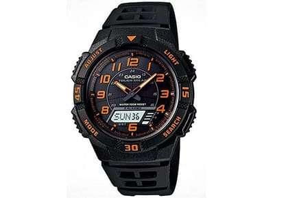 18- خرید ساعت مچی عقربه ای زنانه کاسیو مدل AQ-S800W-1B2VDF