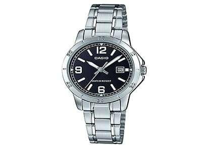 2- خرید ساعت مچی عقربه ای زنانه کاسیو مدل LTP-V004D-1B2UDF
