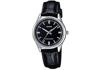 6- خرید ساعت مچی عقربه ای زنانه کاسیو مدل LTP-V005L-1AUDF
