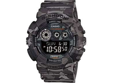 ساعت دیجیتالی جی شاک GD-120CM-8DR