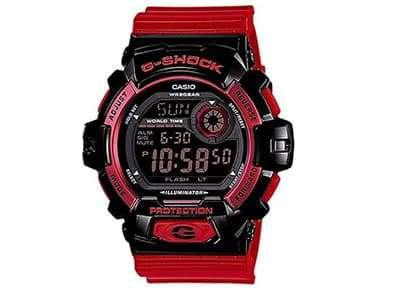 ساعت دیجیتالی جی شاک G-8900SC-1RDR