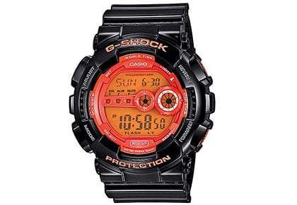 ساعت دیجیتالی جی شاک GD-100HC-1DR